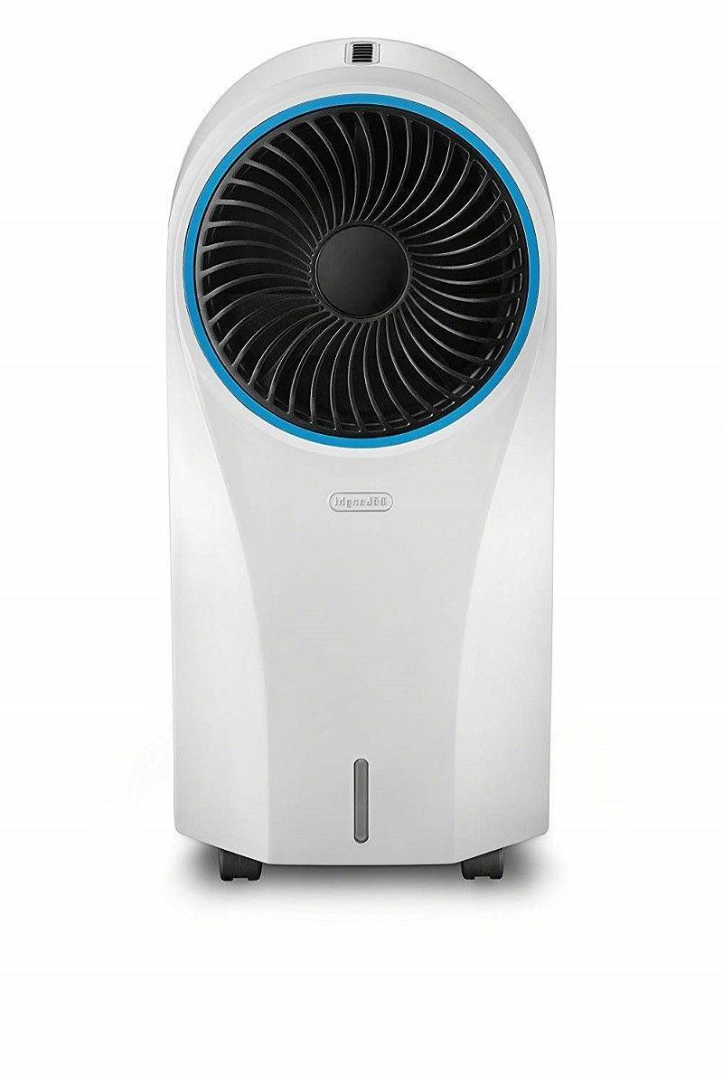 america portable evaporative cooler white