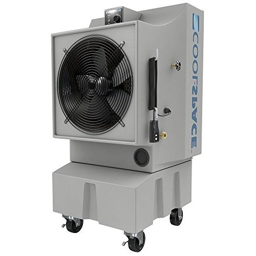 Cool-Space Variable Drive Portable