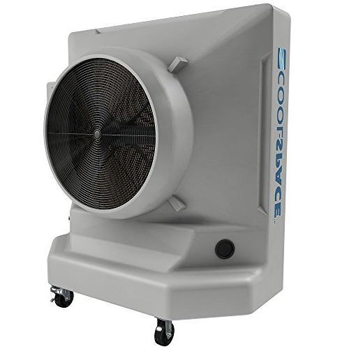 Cool-Space One Portable Evaporative Cooler,