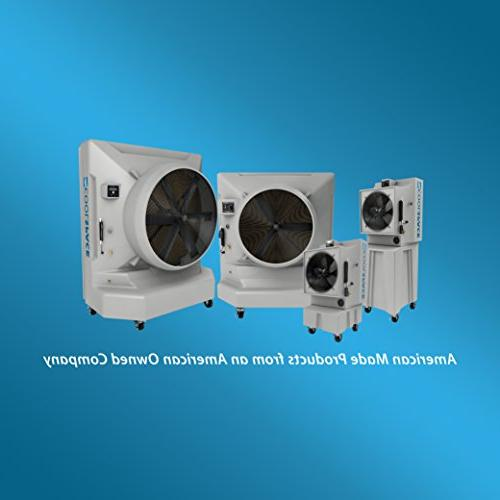 Cool-Space CS-16-VD Variable Portable Cooler,