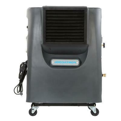 PORTACOOL CFM Portable Evaporative Cooler 700 sq ft