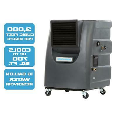 PORTACOOL 130 3000 CFM Portable Cooler ft