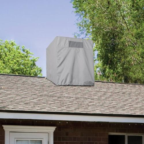 Classic Down Draft Evaporation Cooler Cover, 42 x 47 x 5202424100100