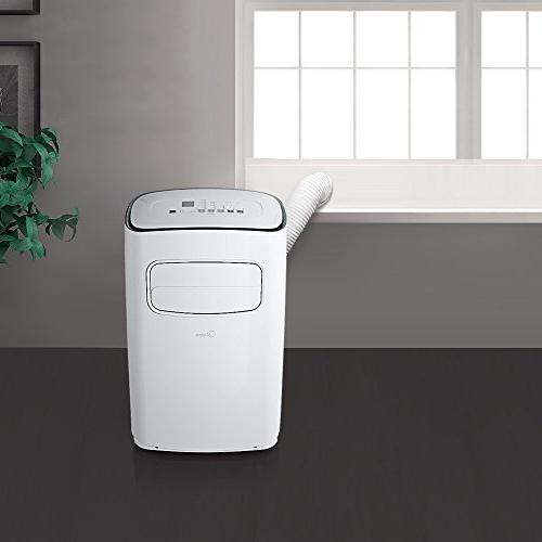 Midea Portable Conditioner 10000 for Rooms up to 150 Sq, ft. Remote Control