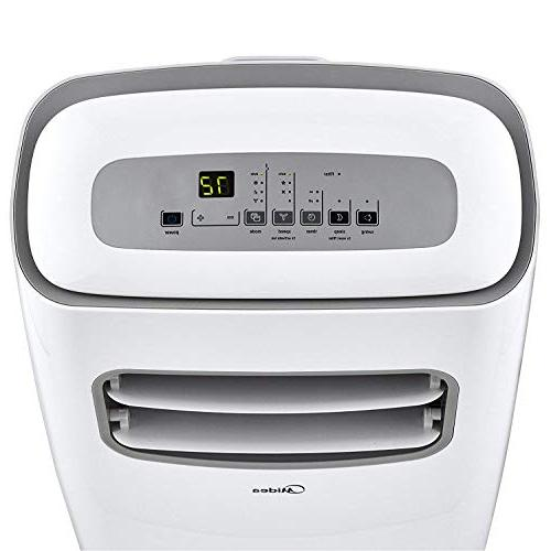 Midea 8000 for Rooms up 100 ft. Remote Control