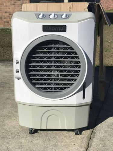 Power Evaporative Cooler
