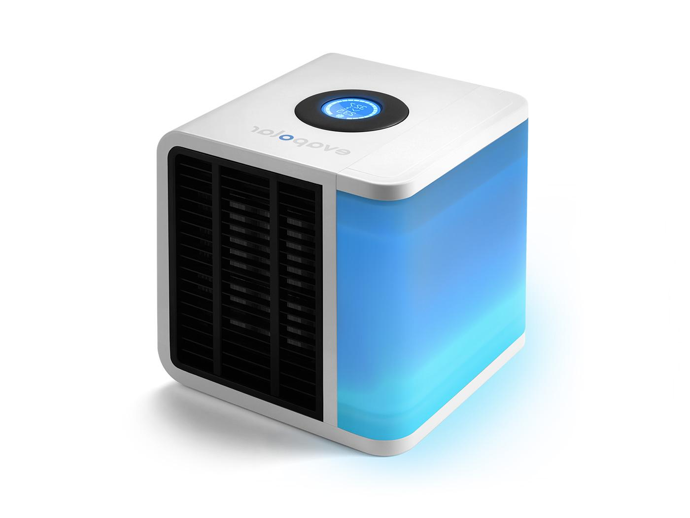 evalight nano personal evaporative air cooler humidifier