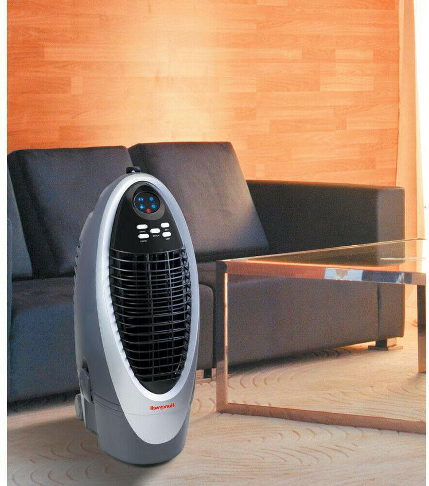Evaporative Air Cooler 4 Speed Portable W/ Remote Control 175 ft2