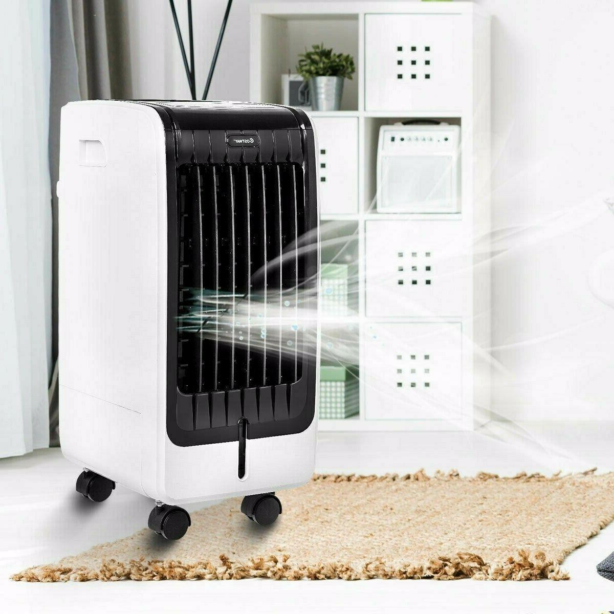 Evaporative Fan Pad Remote Office