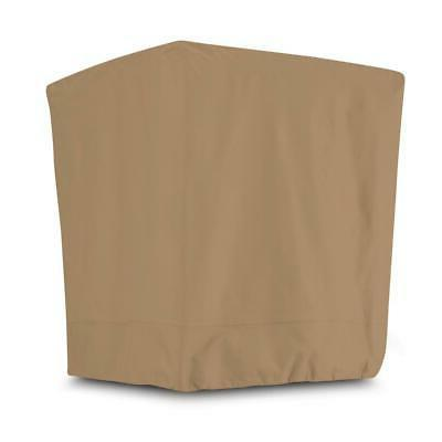 evaporative cooler side draft cover protection heavy