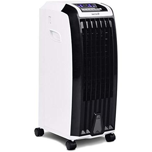 evaporative portable air conditioner cooler