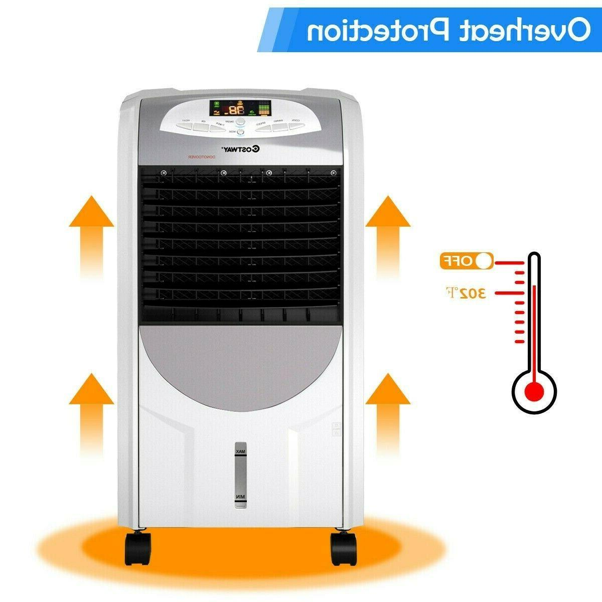 Evaporative Conditioner Cooler and with Remote