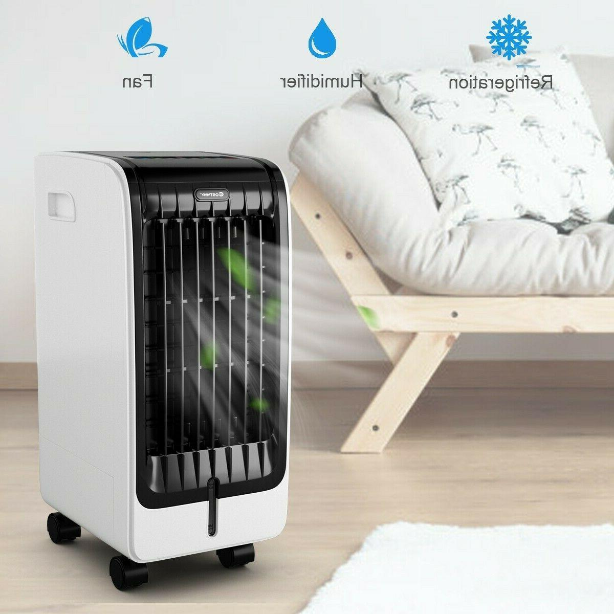 Evaporative Cooler Home with