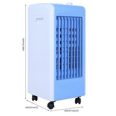 Evaporative Portable Air Conditioner Cooler Fan Cooling Home