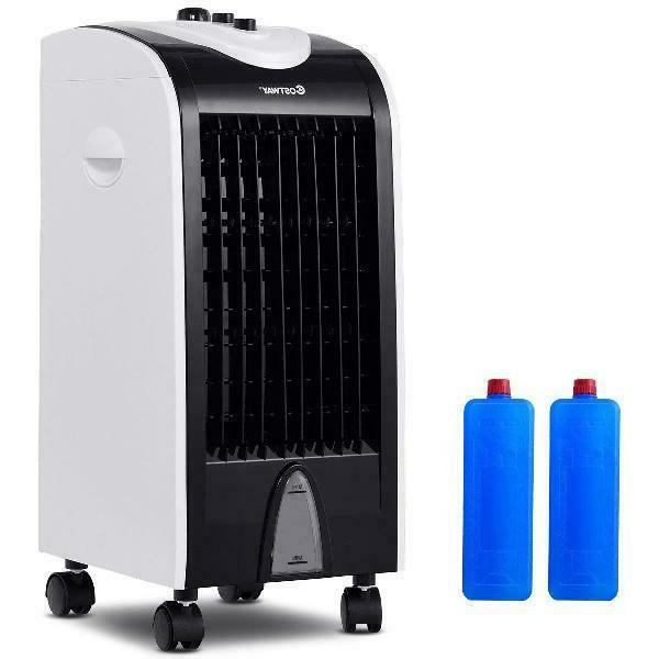 Evaporative Portable Cooler with Control