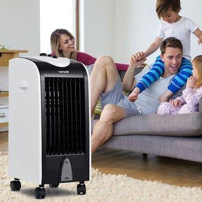 Evaporative Cooler with Filter Control