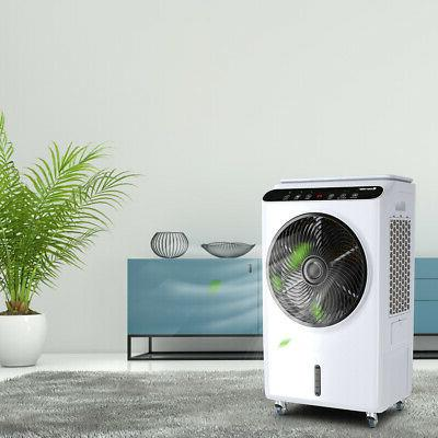 Evaporative Air Fan & with