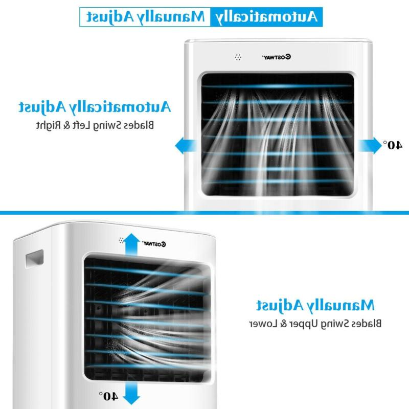 Evaporative Fans Cooling Speed