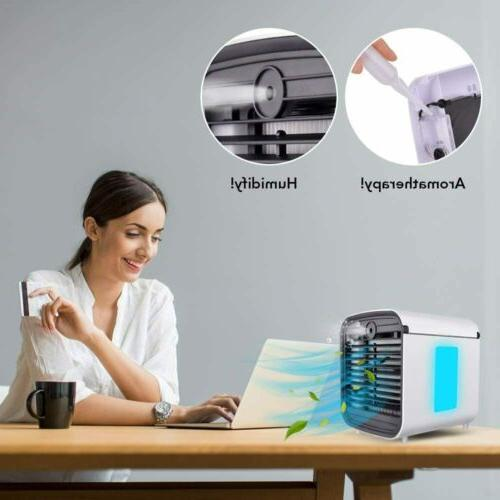 Portable Cooler Fan Humidifier Air