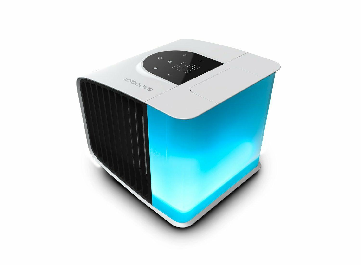 evasmart nano portable evaporative personal air cooler