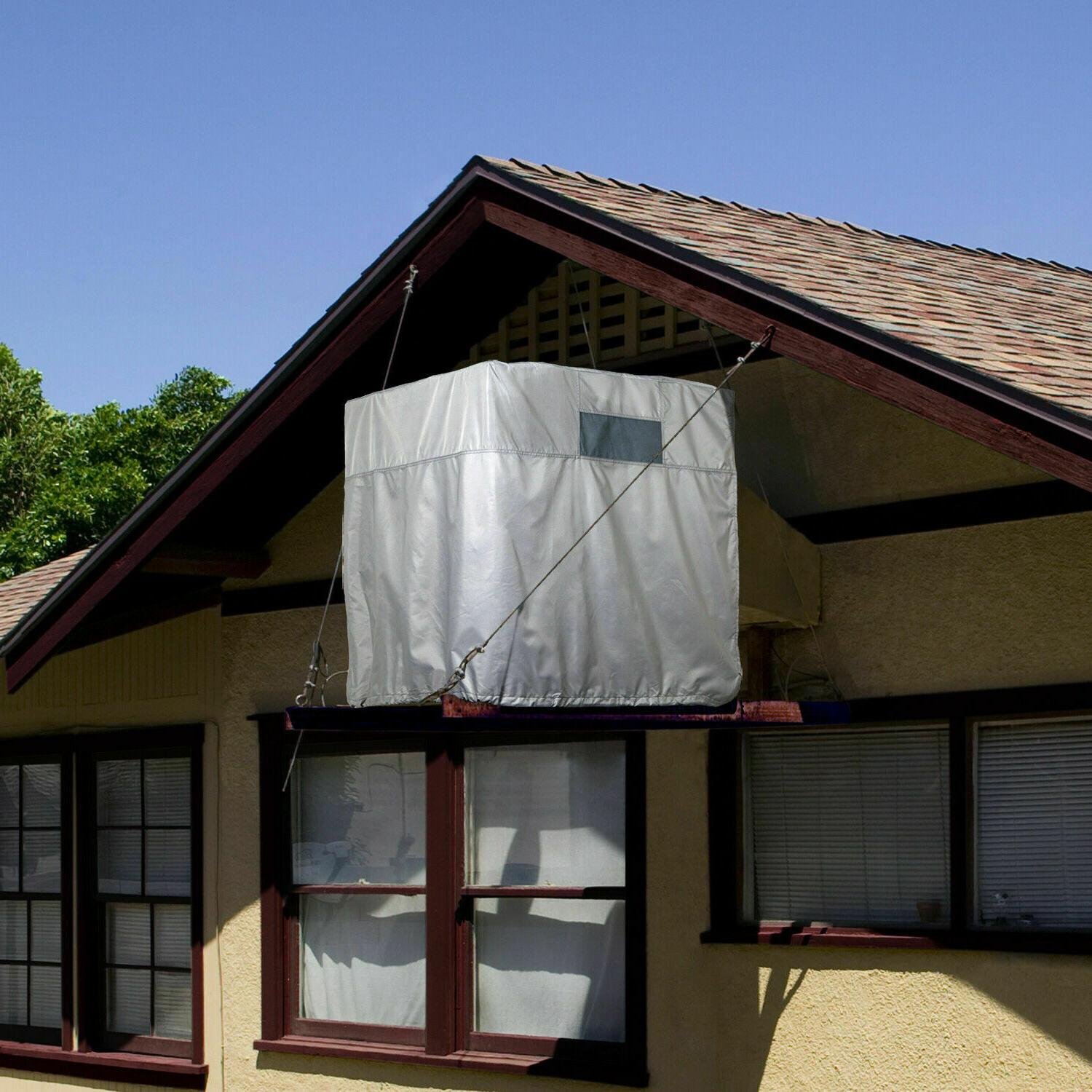 HEAVY DUTY Classic Evaporative Swamp Cooler Cover - Down