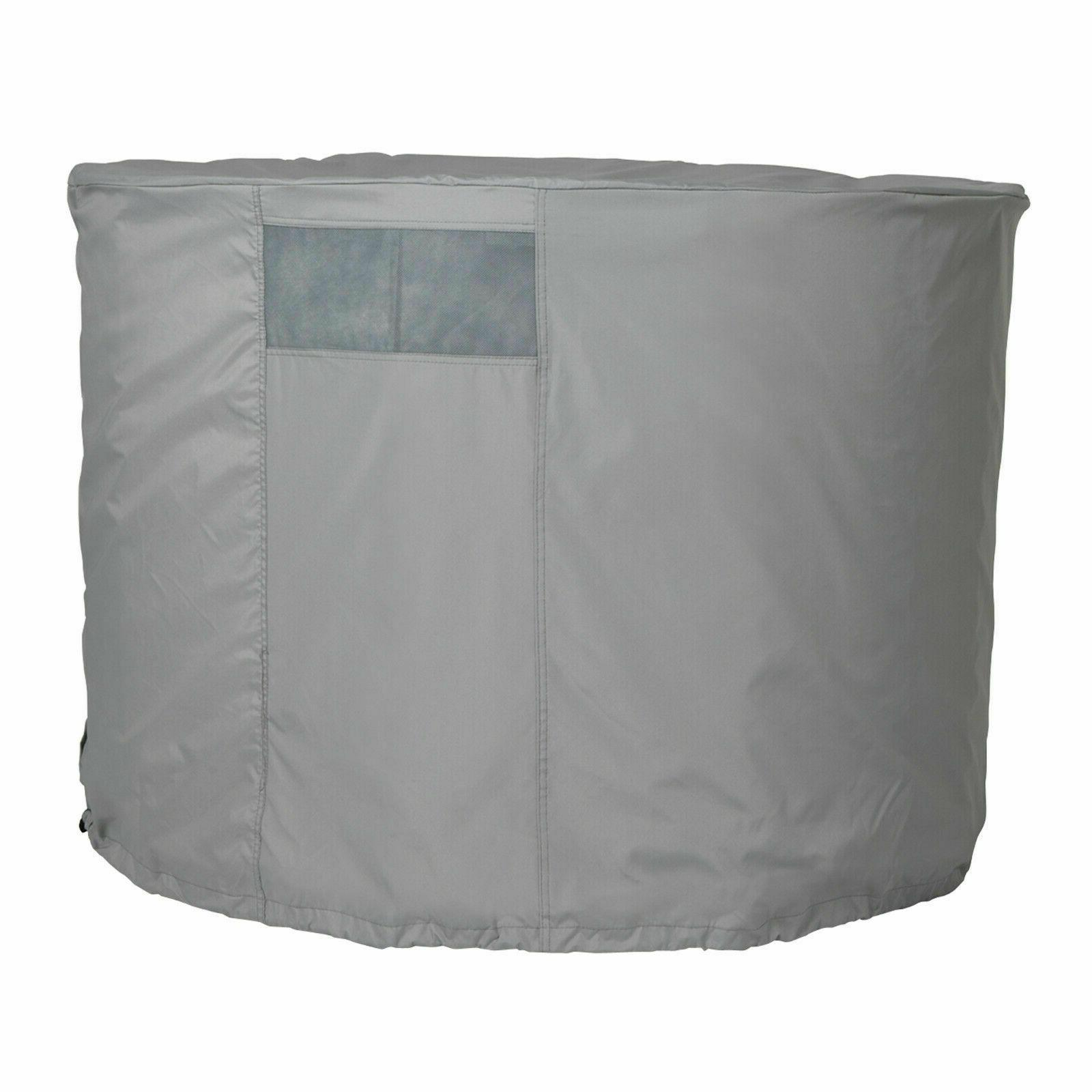 Classic Accessories Duty Round Evaporative Cooler Cover Swamp