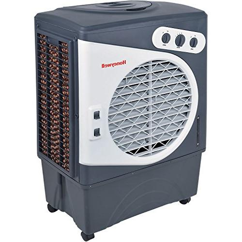 Honeywell Outdoor 125 Pint Evaporative Cooler with 3 Powerful
