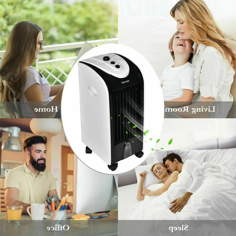 Mini Portable Cooler Cooling Humidifier