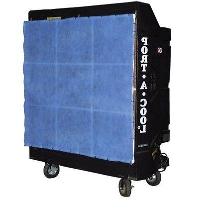 Port-A-Cool Filter and Frame Package for 48-Inch Port-A-Cool Cooling Units
