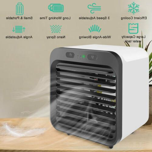 Portable Fan Desk Evaporative Air Cooling Fan