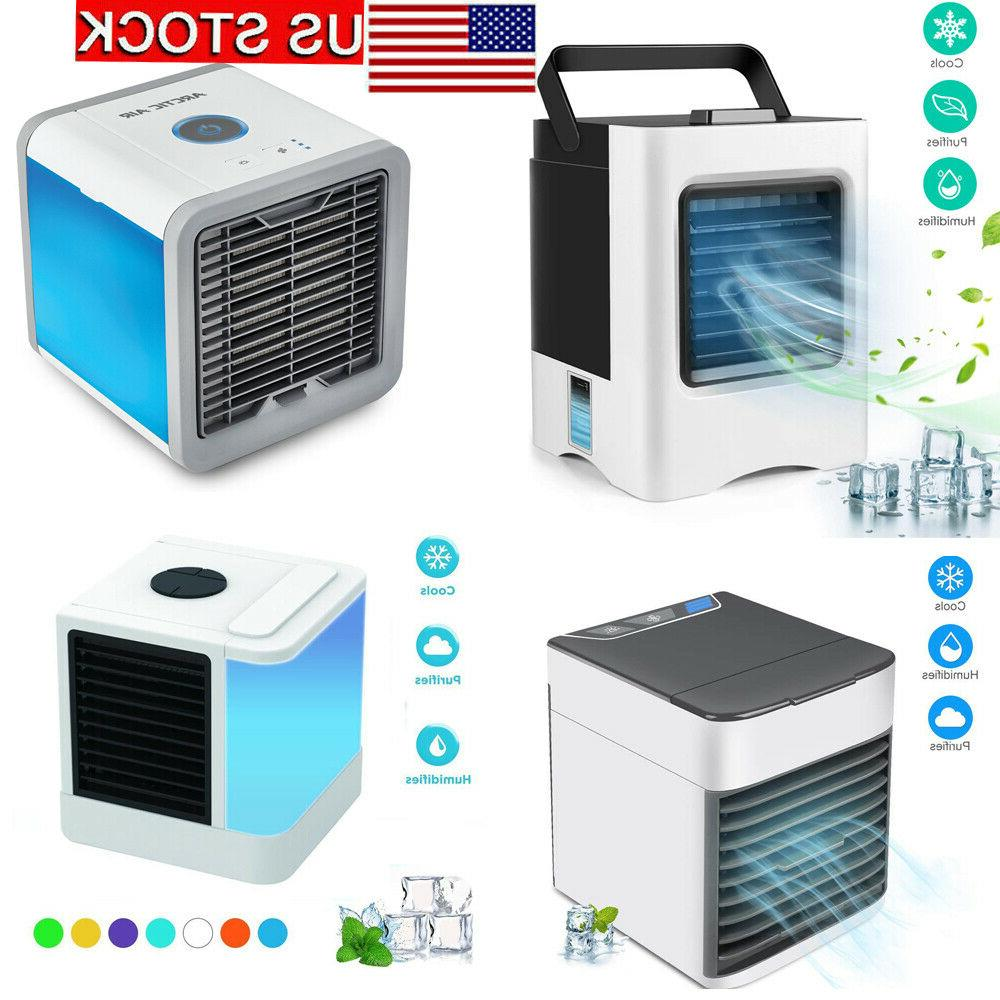 portable air conditioner cooler fan evaporative humidifier