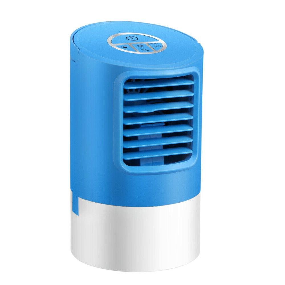 Portable Fan Humidifier Evaporative Cooling