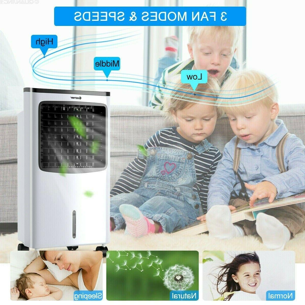 Evaporative Portable Cooler Home Cooling