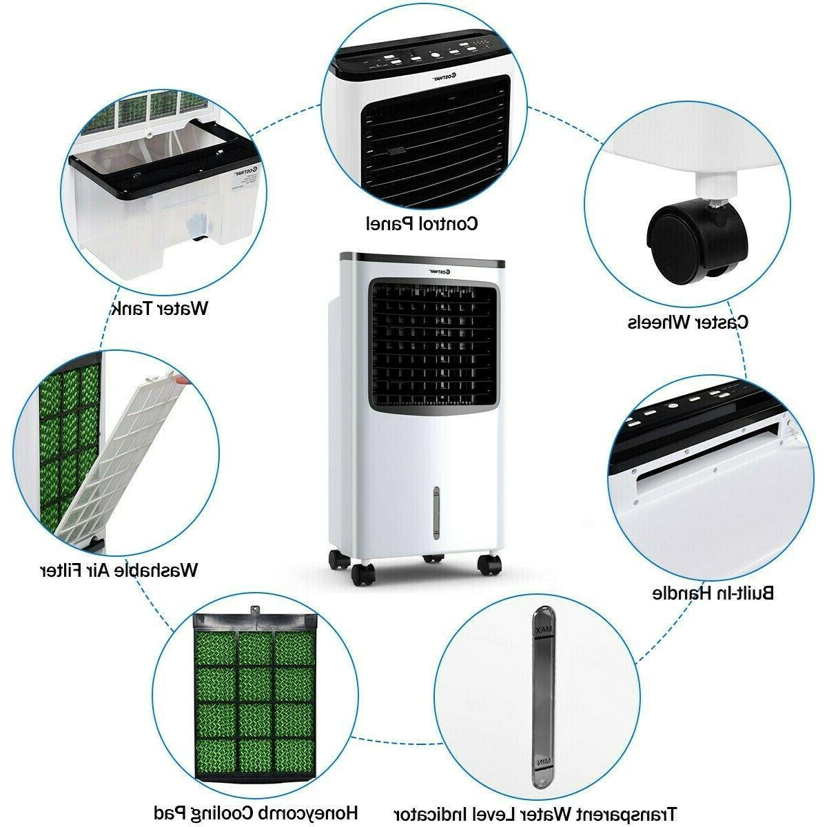 Evaporative Conditioner Cooler Personal Space Home
