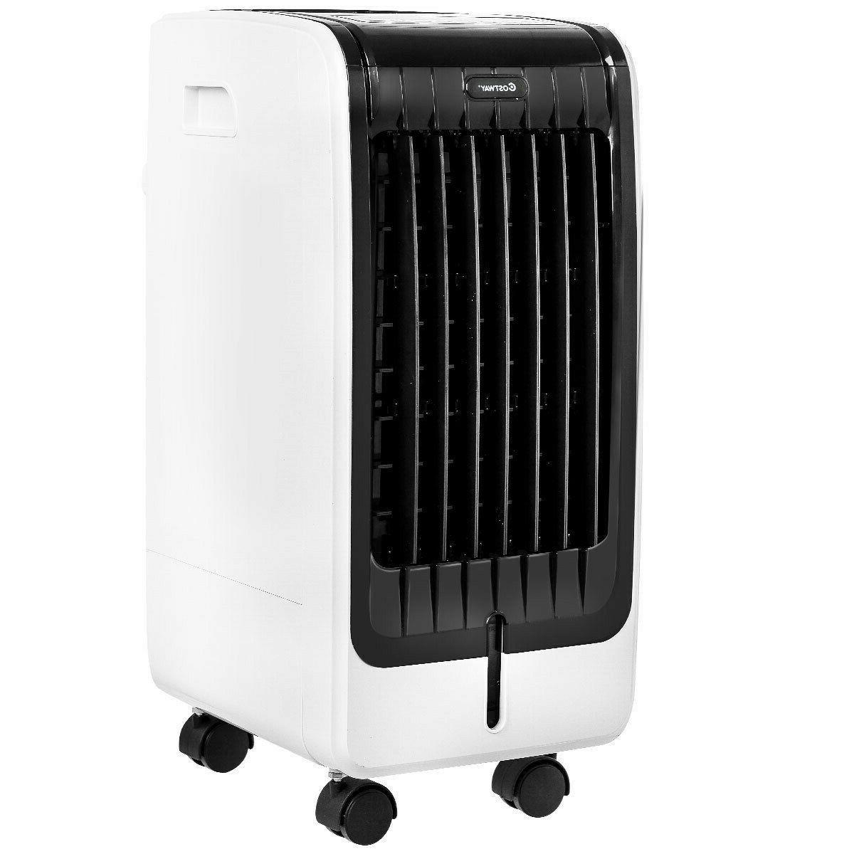 Portable Air Conditioner Evaporative Cooler Control Water
