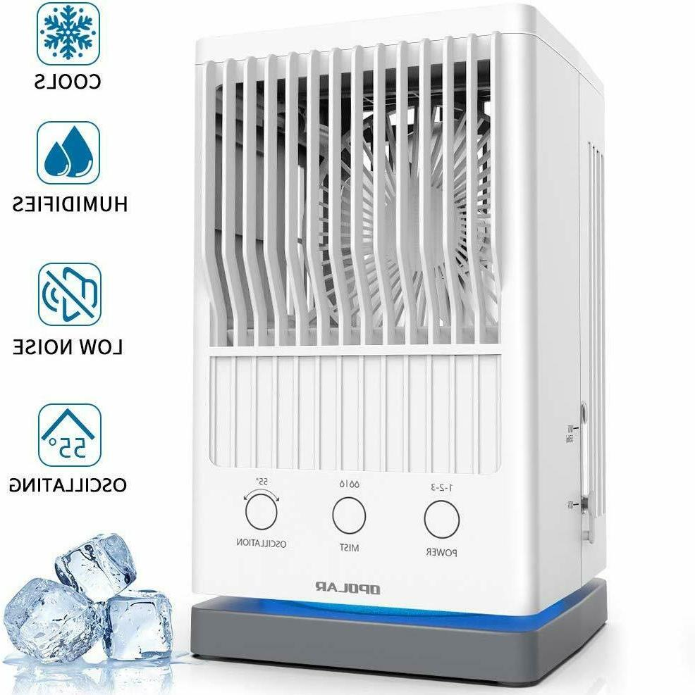 portable air conditioner fan evaporative air cooler