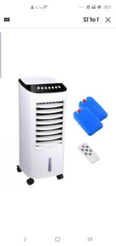 Portable Air Conditioning  Evaporative Cooling Humidifier Re