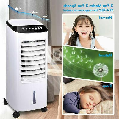 Portable Indoor Cooling Humidifier Remote Control