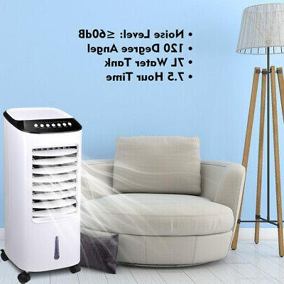 Portable Air Cooler Fan Indoor Evaporative Cooling