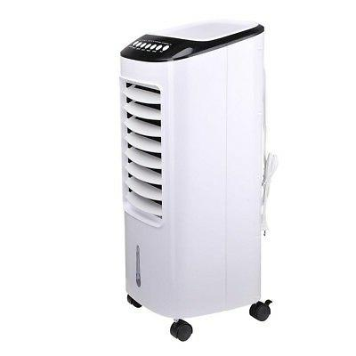 Portable Air Fan Indoor Cooling w/ Control