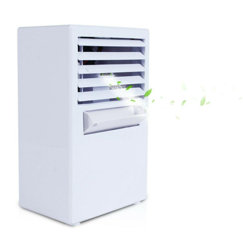 Portable Fan Room Cooling Humidifier Air