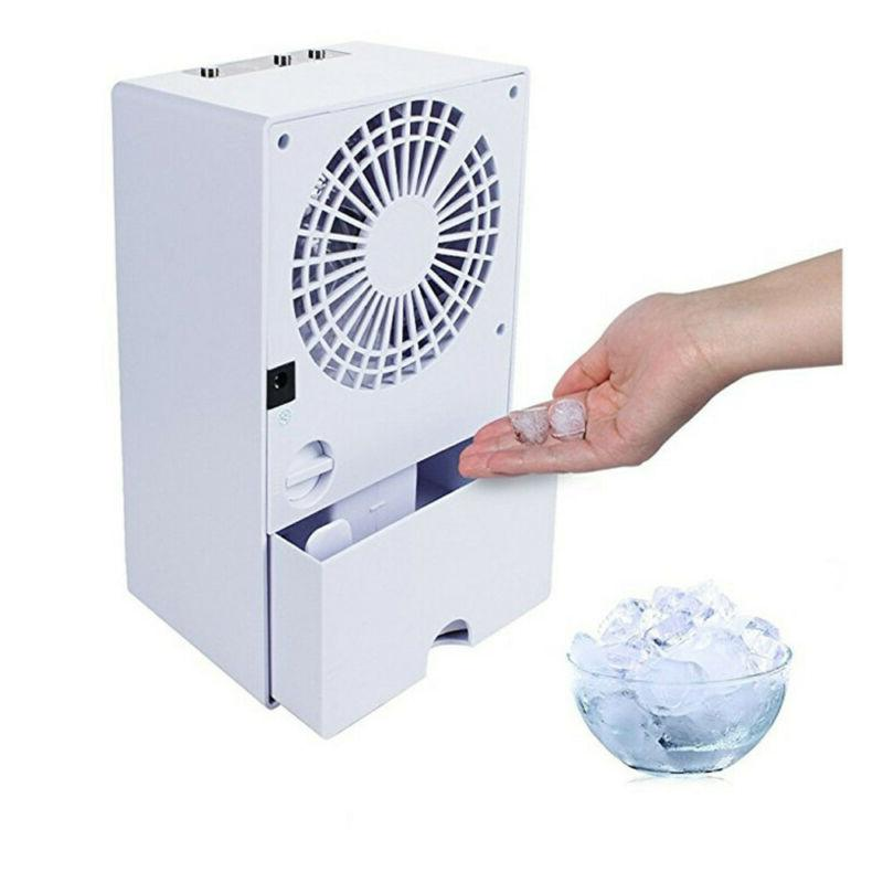 Portable Evaporative Air Fan Humidifier Air Conditioner