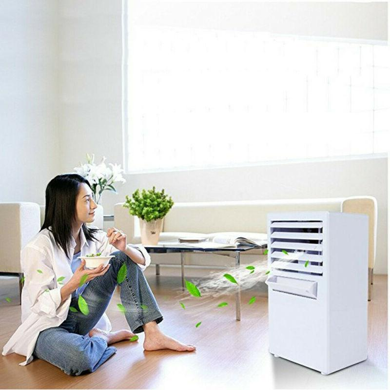 portable evaporative air cooler fan indoor cooling