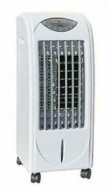Portable Evaporative Air Cooler humidifier fan with 3D Cooli