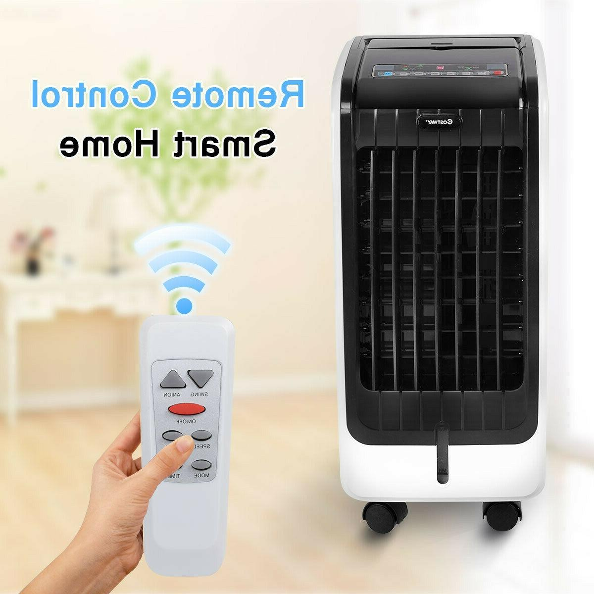 Portable Evaporative Cooler Cooling Control Touch Pads
