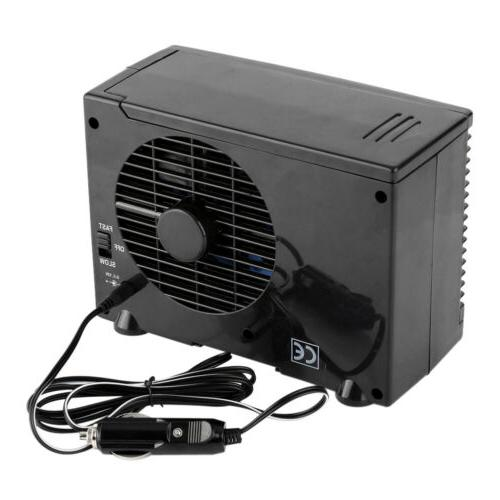 Portable 12V Air Water Cooler Fan