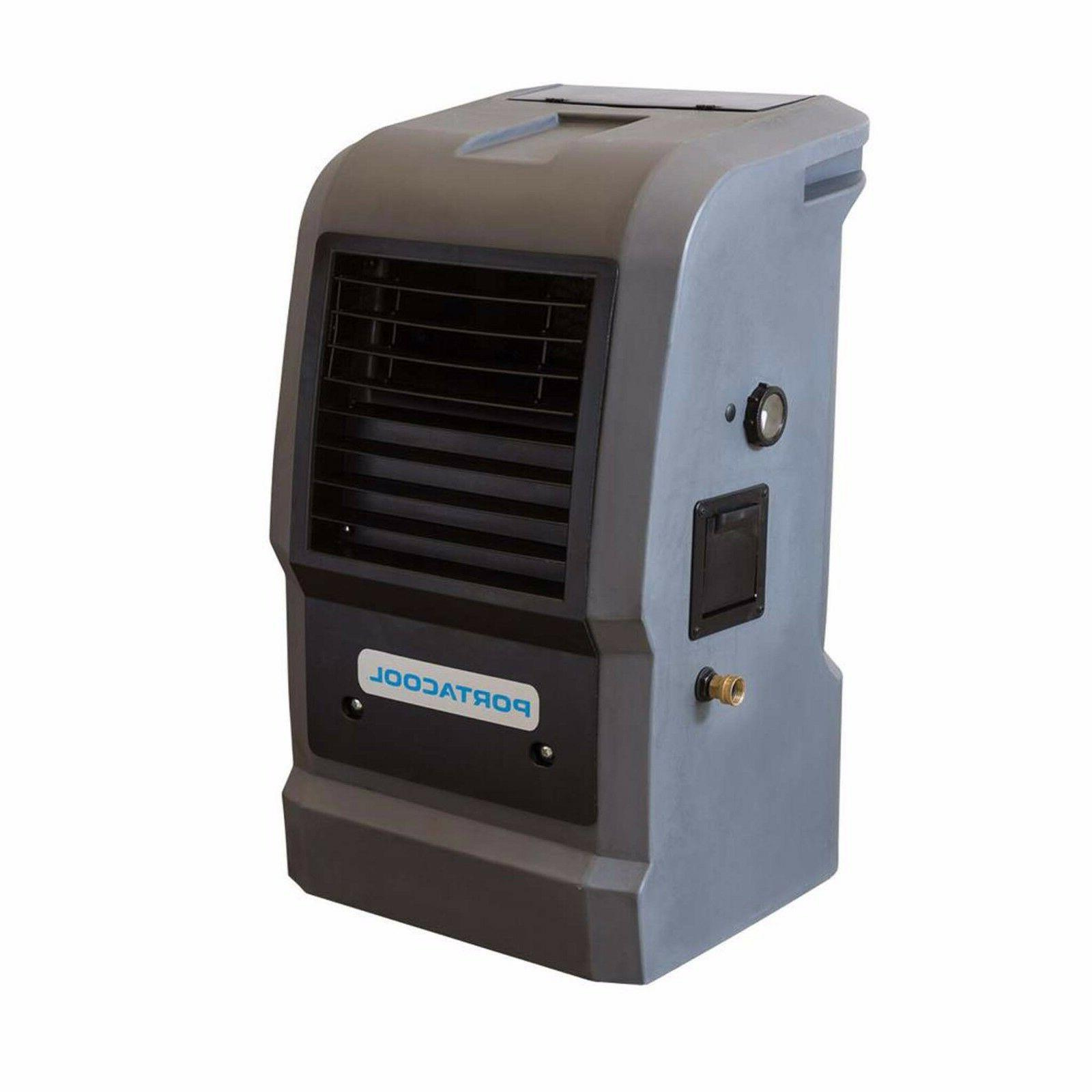 PORTACOOL Home 2-Speed Control Fan Evaporative