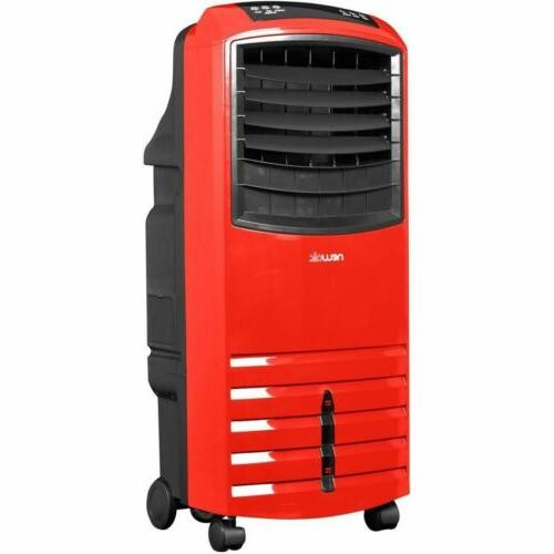 Red Evaporative w/ Built-In Filter,