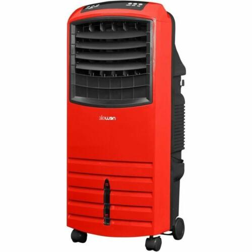 red evaporative air cooler w built in