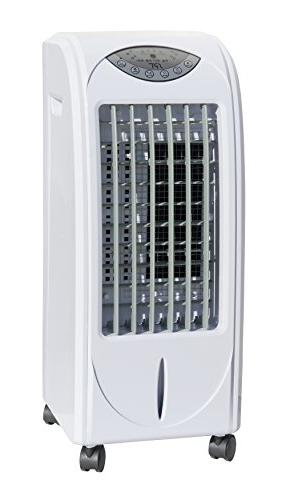 remote portable evaporative air cooler